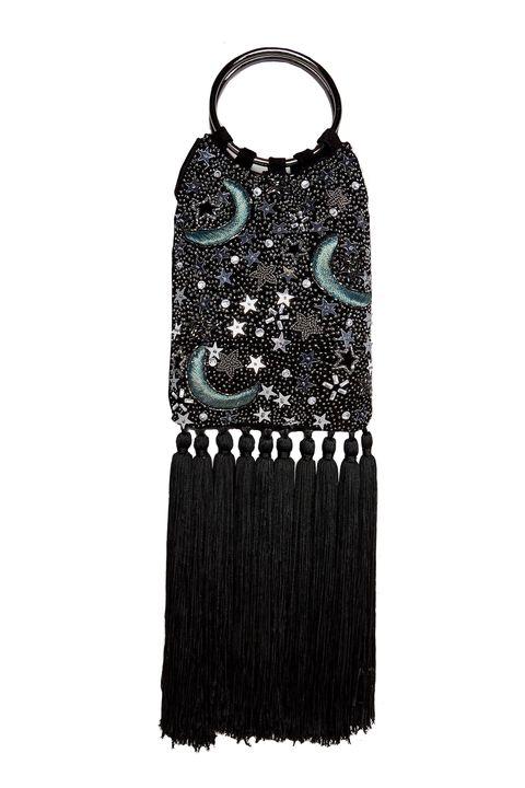 Turquoise, Bag, Handbag, Fashion accessory, Turquoise, Dress, Pattern, Pattern,