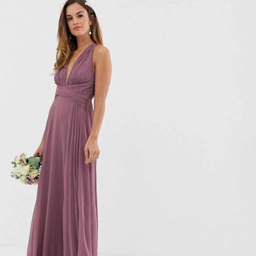ASOS bridesmaid dress