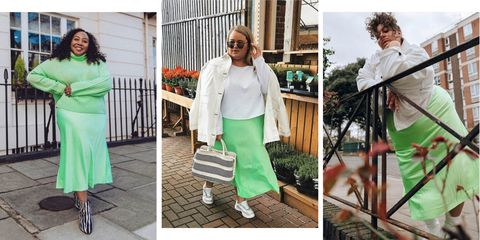 4efa9020efd4b This ASOS Curve neon skirt is about to be all over your Instagram feed