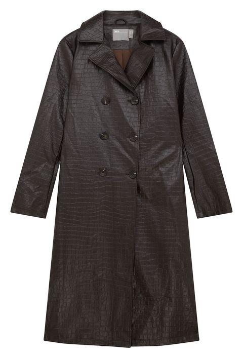 Clothing, Outerwear, Coat, Overcoat, Trench coat, Sleeve, Duster, Jacket, Frock coat, Robe,