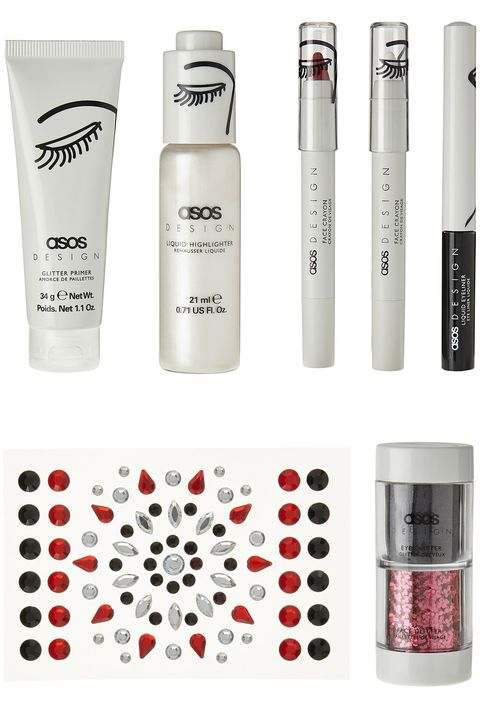 ASOS DESIGN Halloween make-up kits