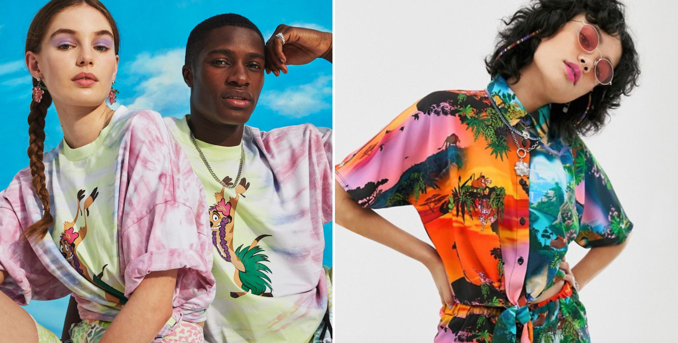 ASOS Dropped a Lion King Clothing Collection and the Nostalgia is So Real