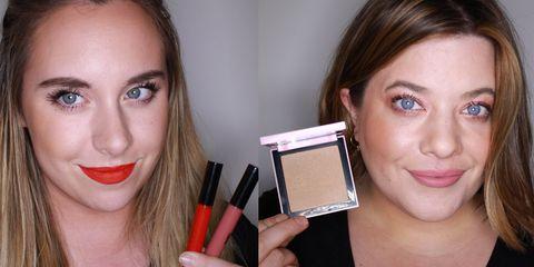 ASOS makeup collection