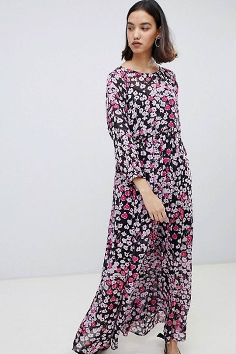 Best long-sleeve maxi dresses for winter - Best Long-Sleeved Maxis b4bb32950