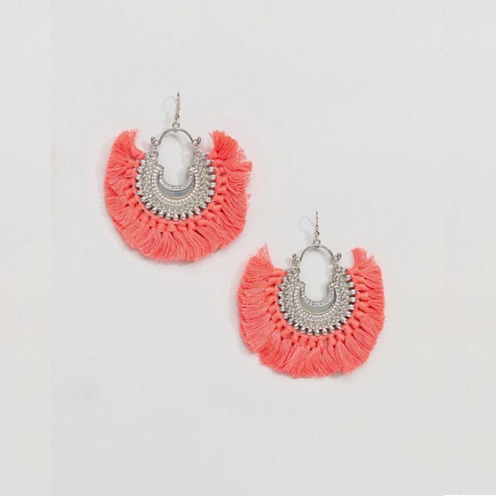 12.50 tassel earrings will dress up any