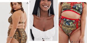 ASOS praised for using unedited pictures of 'imperfect' models