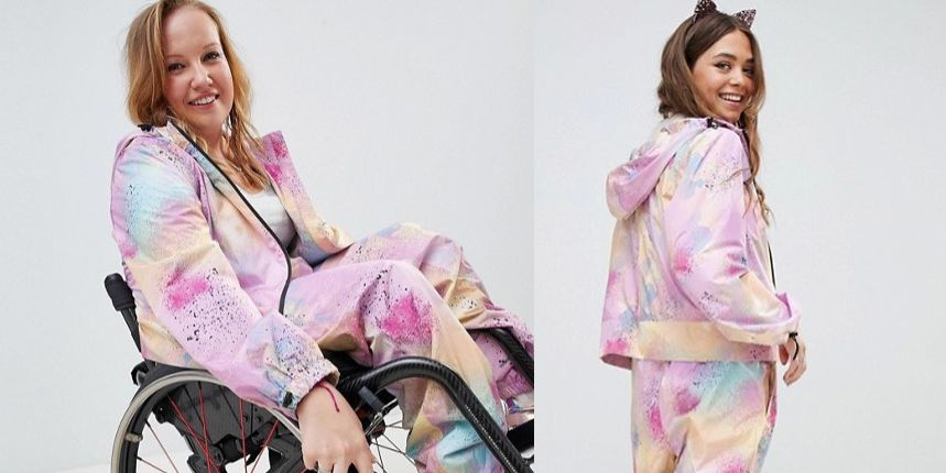 asos wheelchair users chloe bell hopkins