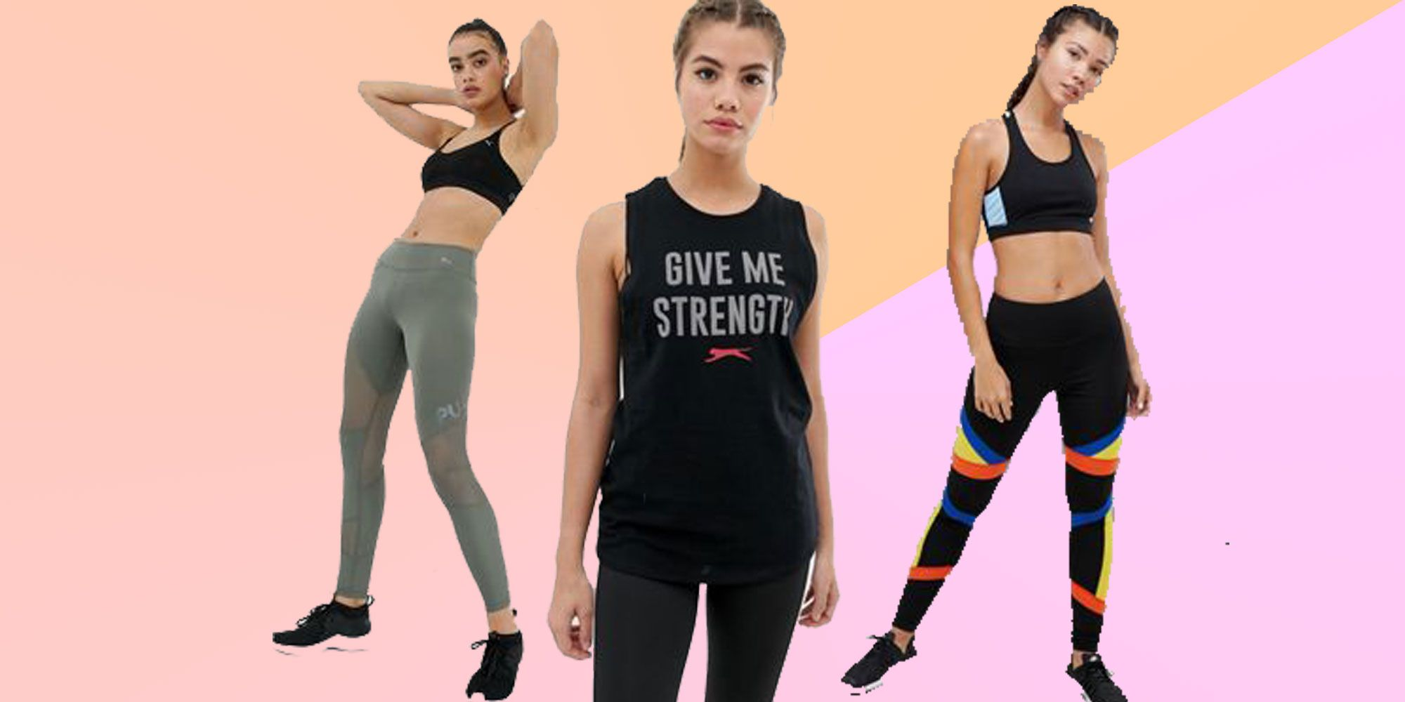 cheap for discount e75f6 34669 Activewear edit  the best workout wear for 2019