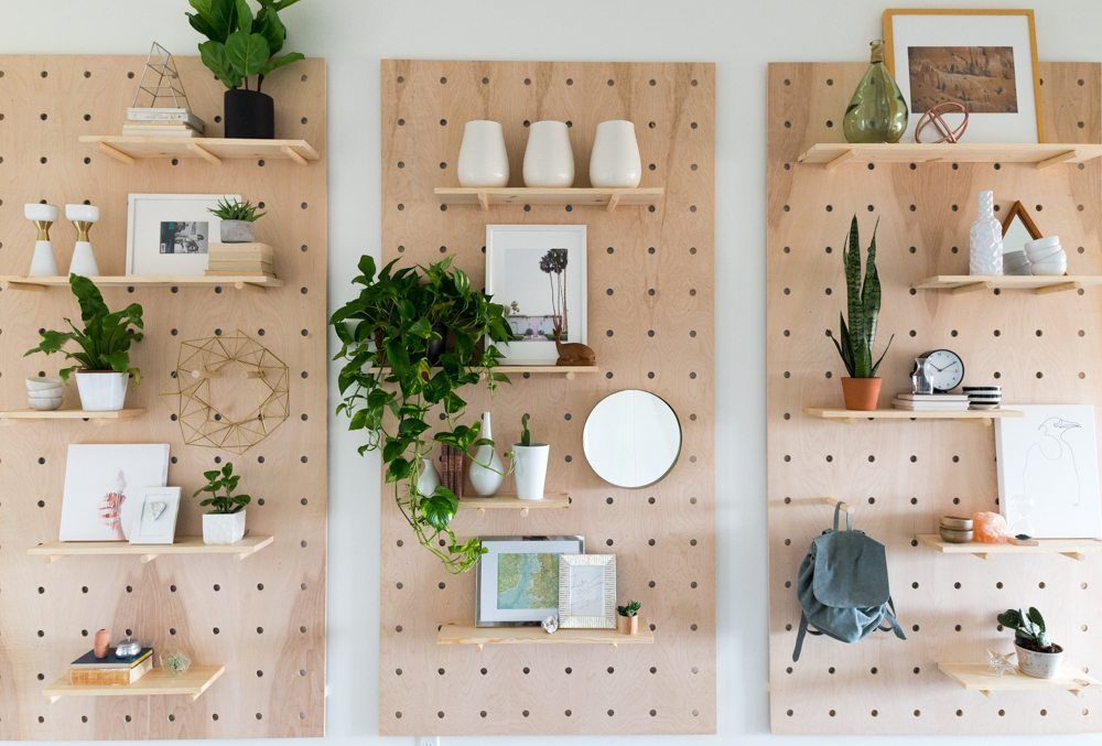 17 Stylish DIYs That Will Help You Finally Feel Organized