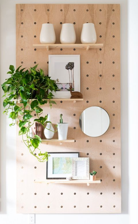 wall diy decor pegboard giant board room peg display walls projects living inspiration storage craft handmade decorating homemade know boards