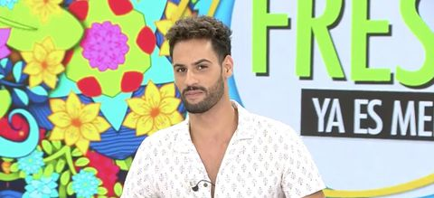 Asraf Beno responde a Omar Montes sobre los rumores de su sexualidad