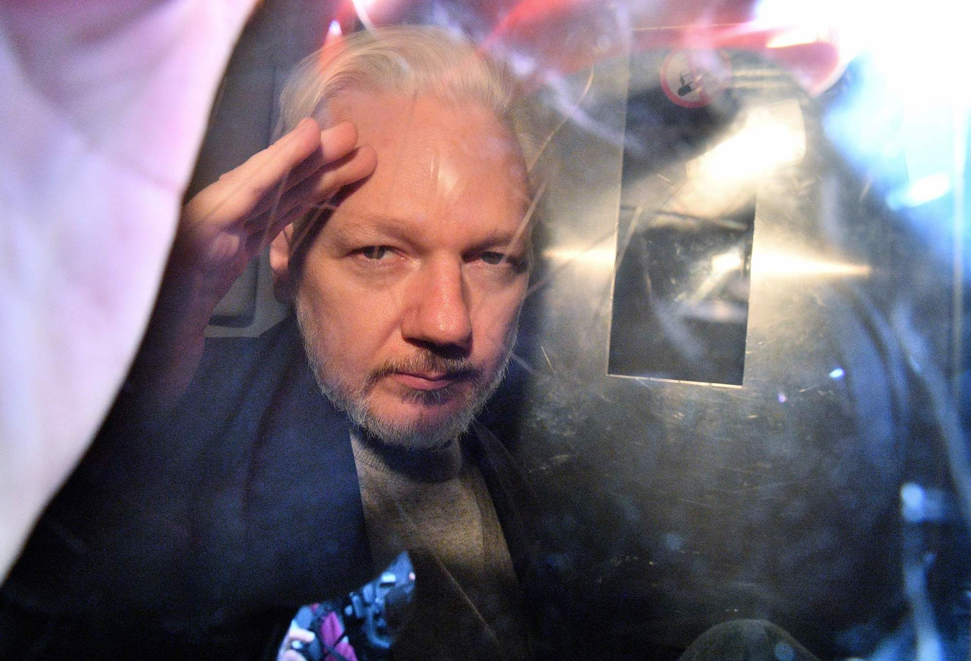 Julian Assange Saw the Gallows in His Eyes and Tried to Make a Devil's Bargain