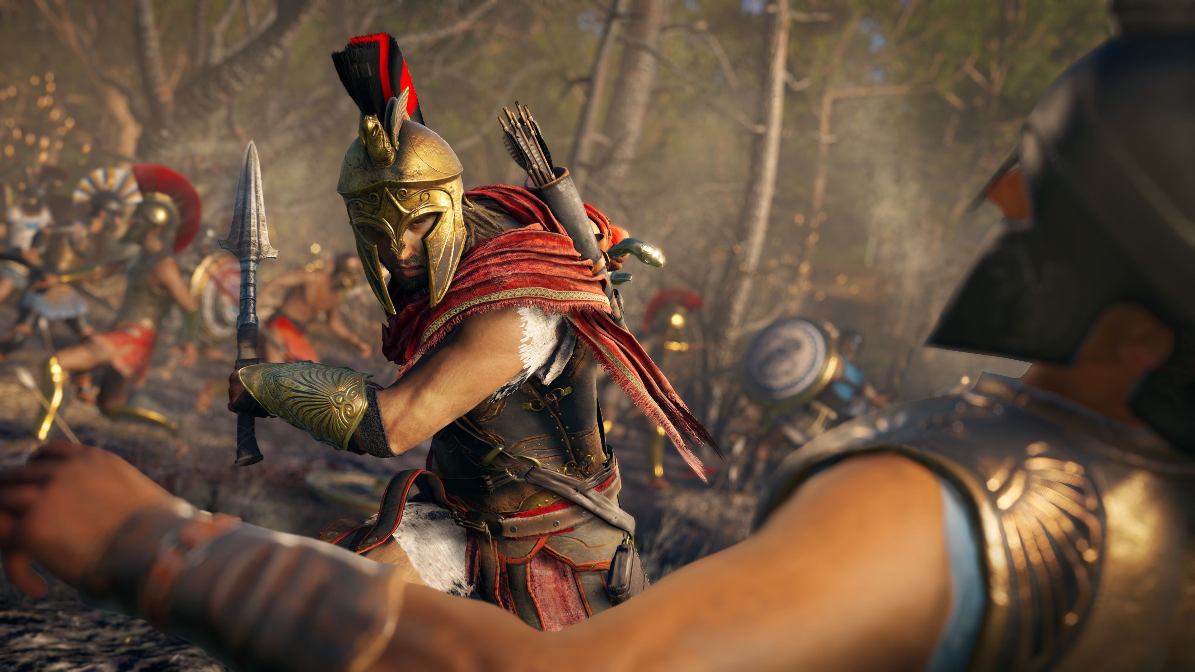 Assassin S Creed Odyssey Is Free To Play For This Weekend