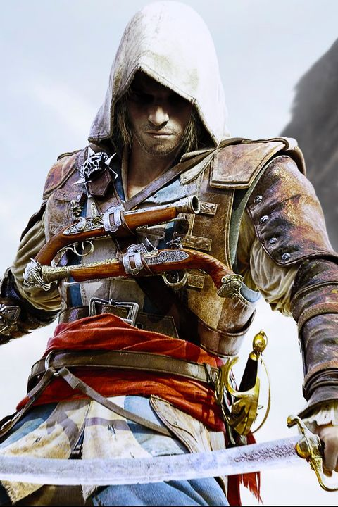 Illustration, Fictional character, Action figure, Cg artwork, Samurai,