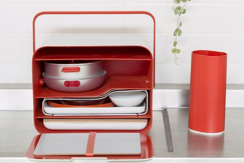 Il sistema per mini cucine Assembly