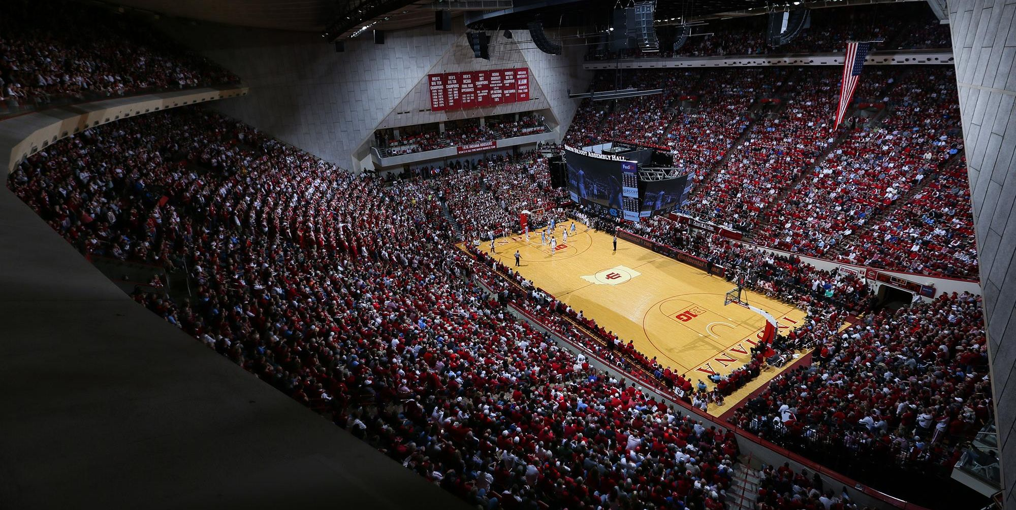 The 25 Best College Basketball Arenas
