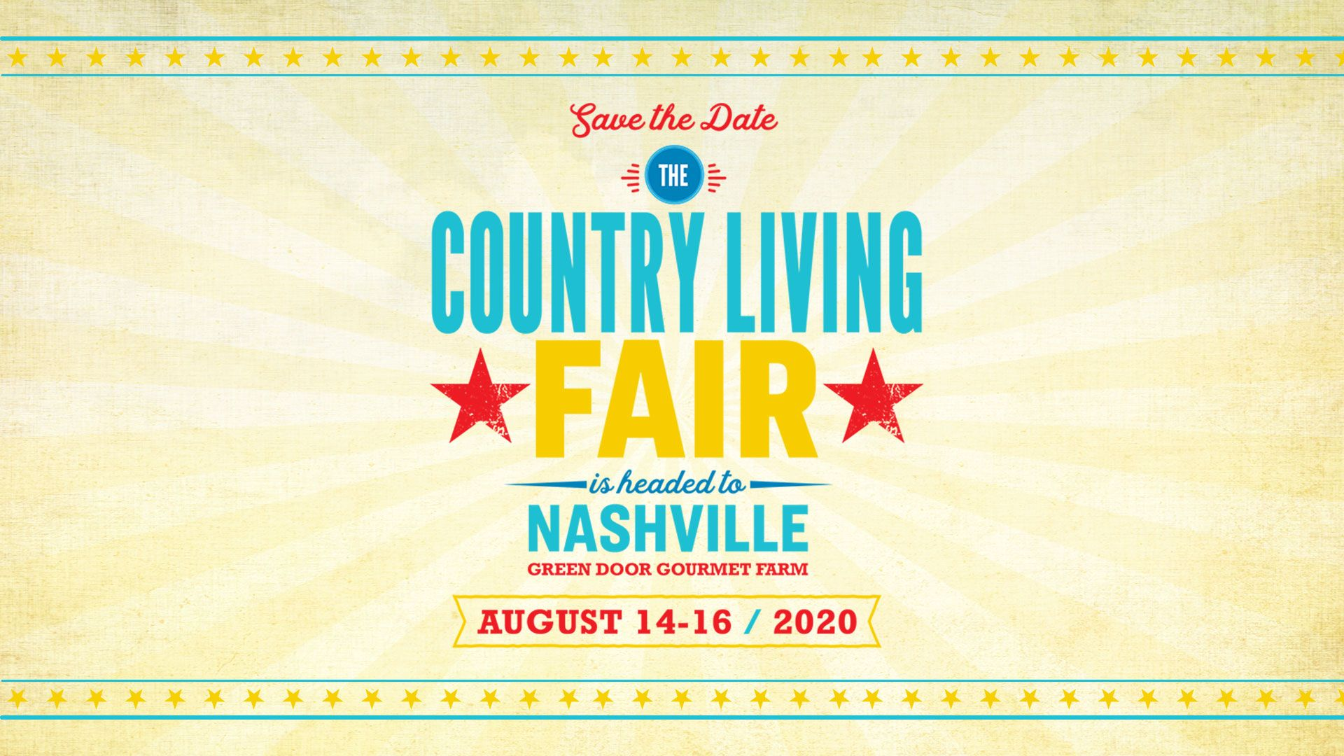 Everything You Need to Know About the 2020 Country Living Fair