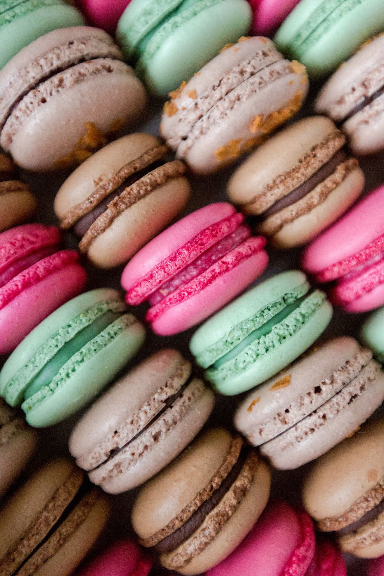 experience gifts - macaron baking class
