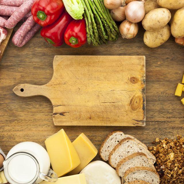 alimentos, proteina