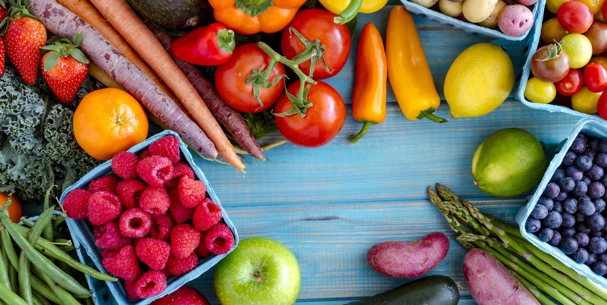 raw foods diet ads
