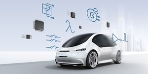 Bosch coche electrico