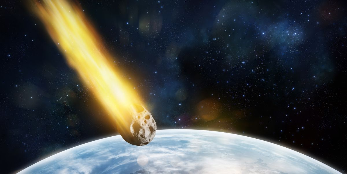 "A ""God of Chaos"" Asteroid Could Hit Earth in 2068"