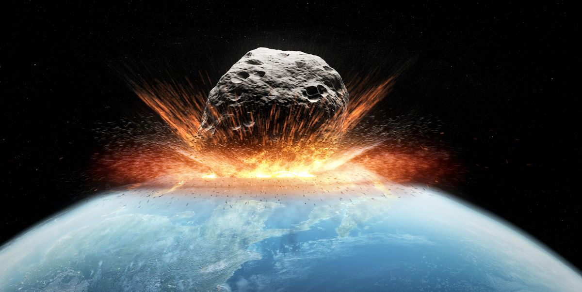 About the Asteroid That Will Destroy Earth Right Before Election Day...