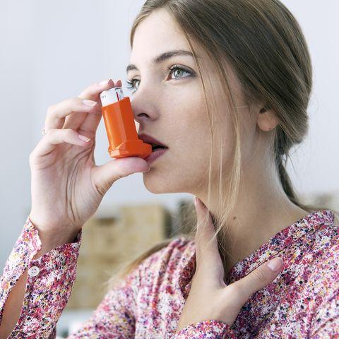 Asthma symptoms, risk factors and treatments