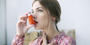 Asthma symptoms, risk factors and treatments