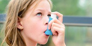 Boerderijkinderen astma