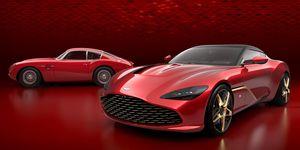 Aston MartinDBS GT Zagato yDB4 GT Zagato