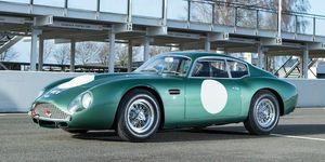 1961 DB4GT Zagato