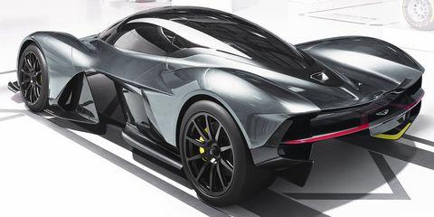 Aston Martin Will Build A Mid Engine Sports Car To Rival The Ferrari 488