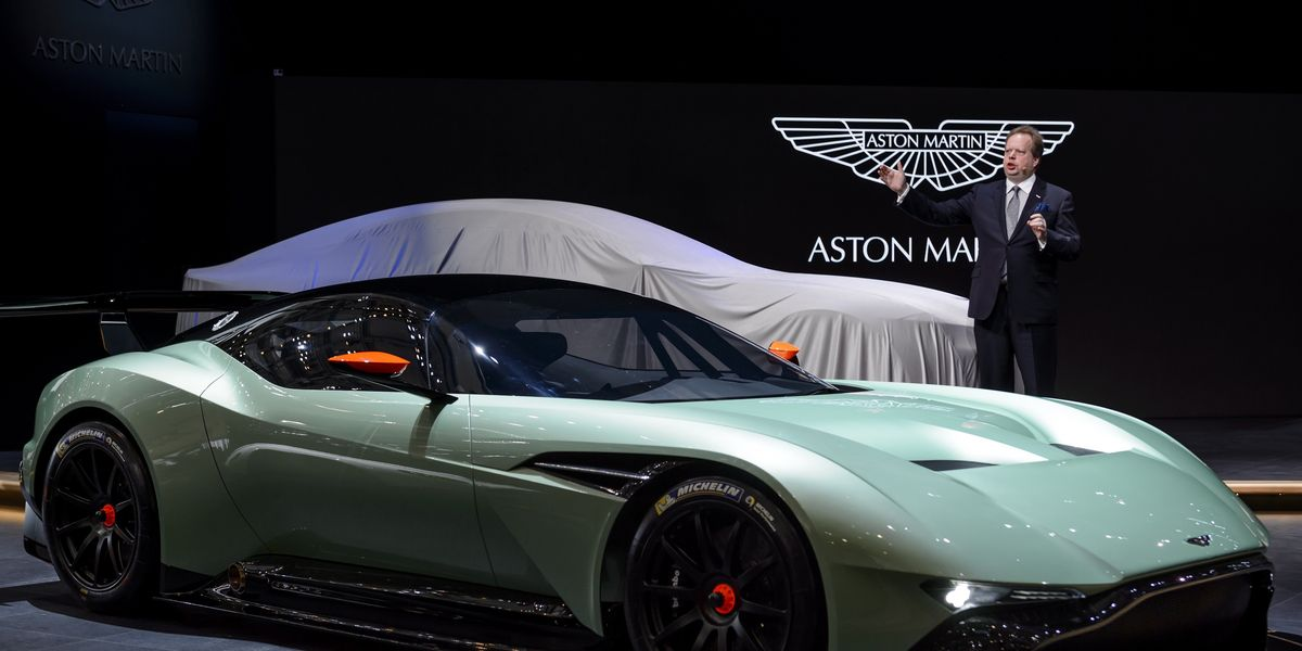 Could Anything Have Changed Andy Palmer S Aston Martin Tenure