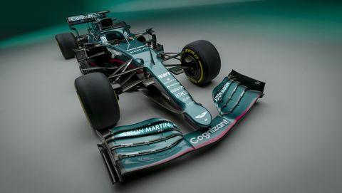 aston martin am21 formula 1