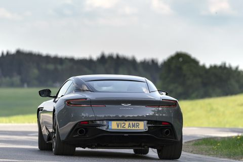Why Aston Martin Replaced The DB V With The Hotter AMR After - Aston martin db 11