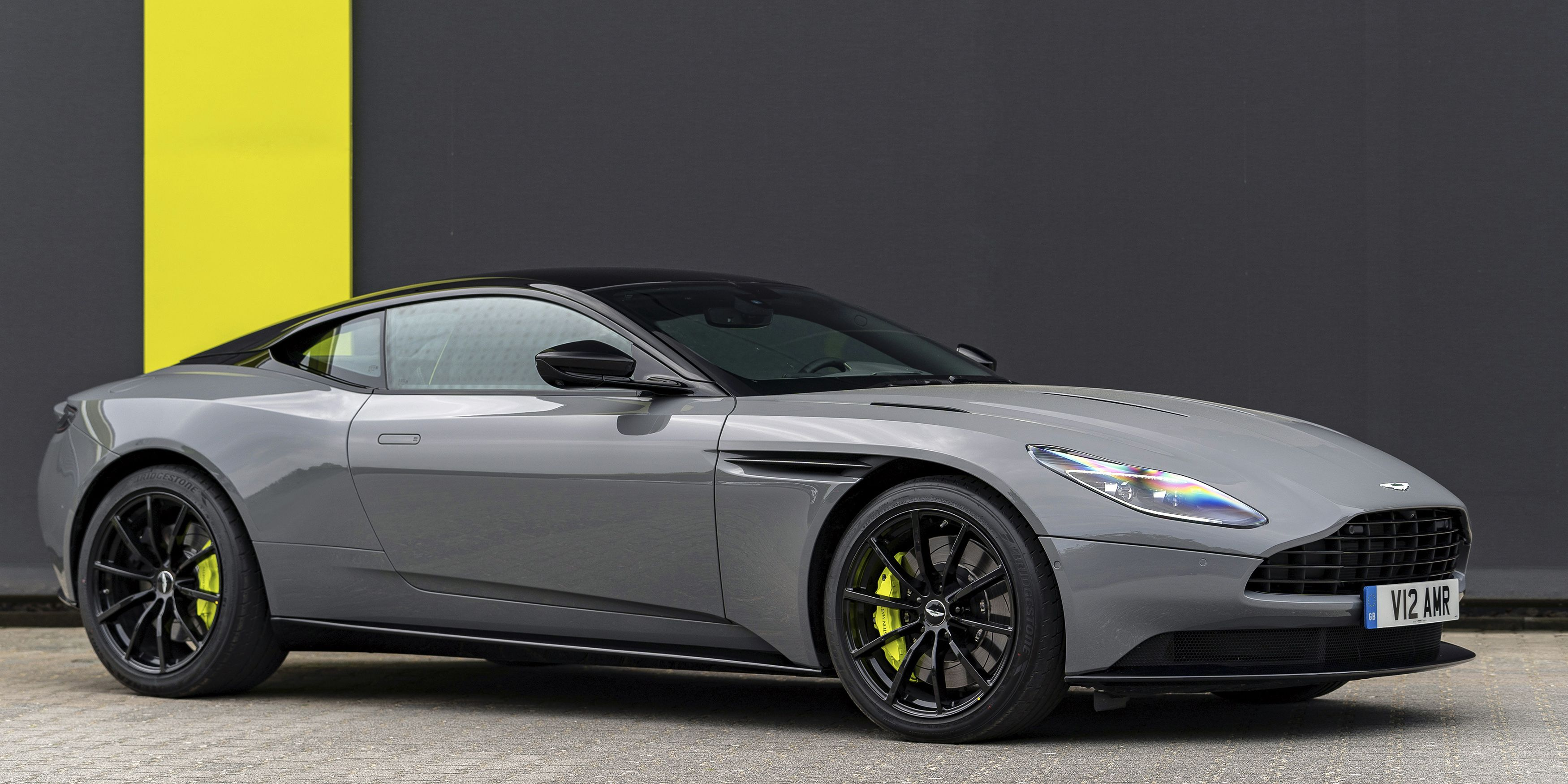 Why Aston Martin Replaced The DB V With The Hotter AMR After - Aston martin pics