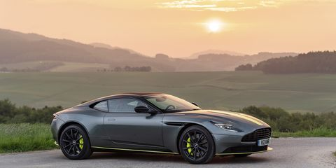 The Aston Martin Db11 Amr Is What The Db11 Always Should Have Been