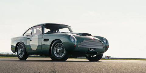 Land vehicle, Vehicle, Car, Classic car, Coupé, Convertible, Automotive design, Sports car, Aston martin db4, Sedan,