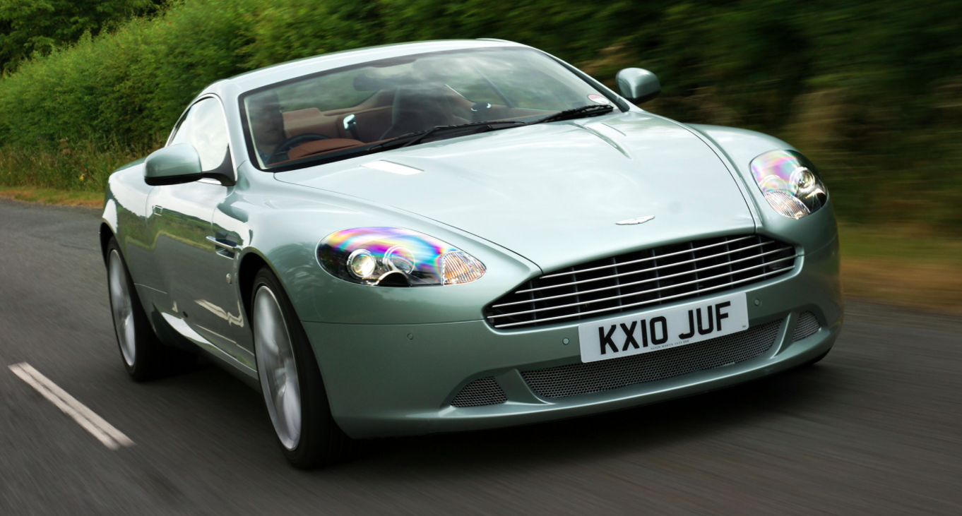 Aston Martin Db9s Are Getting Amazingly Cheap