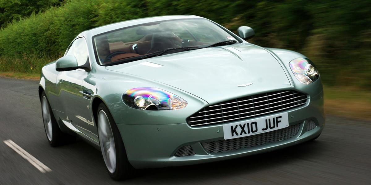 Aston Martin Db9s Are Getting Amazingly Cheap