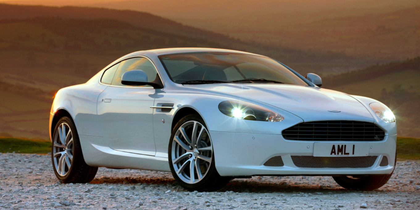 aston martin db model history - db meaning explained