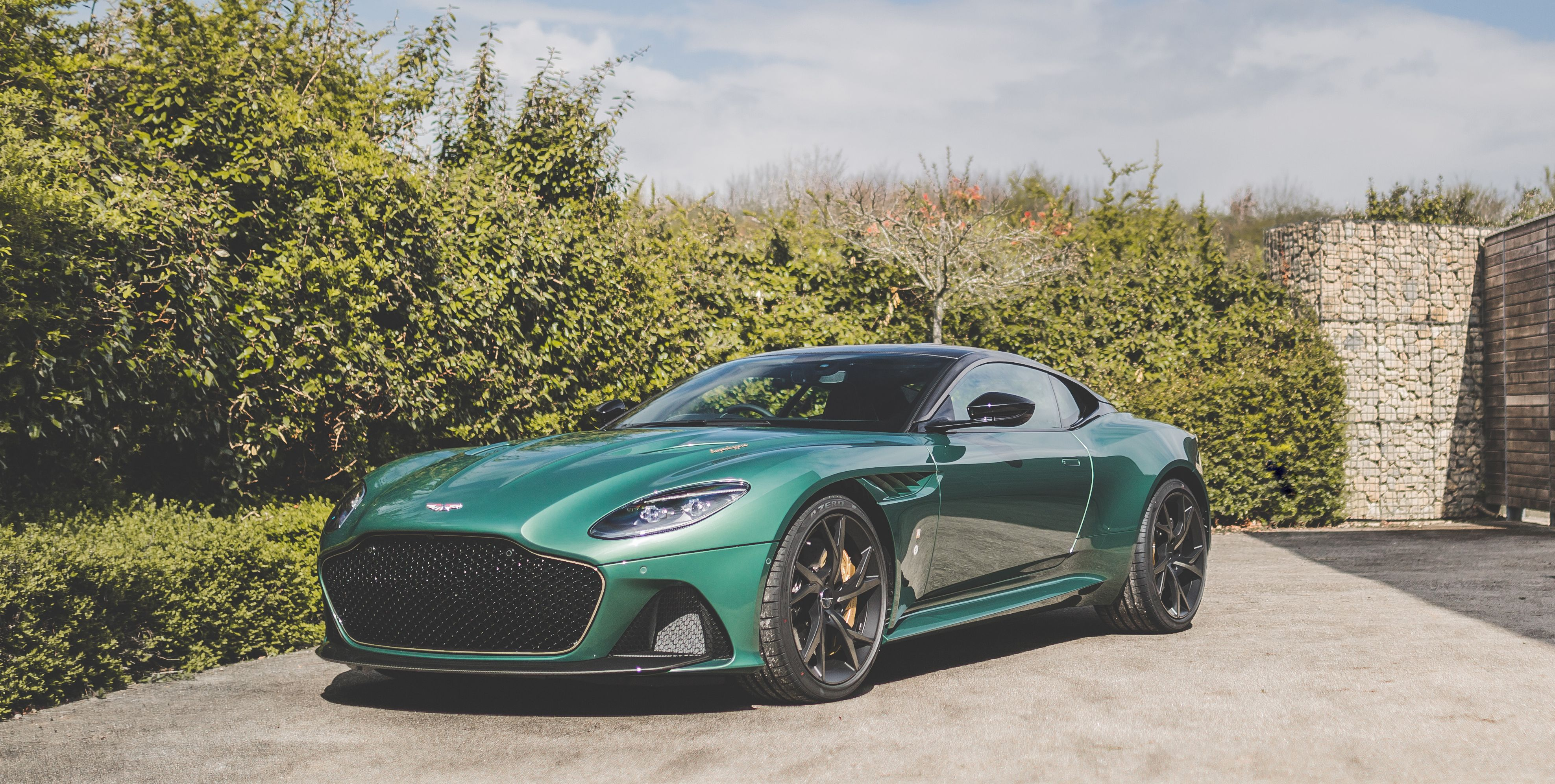 Aston Martin Creates DBS 59 Special Edition to Commemorate 1959 Le Mans Victory