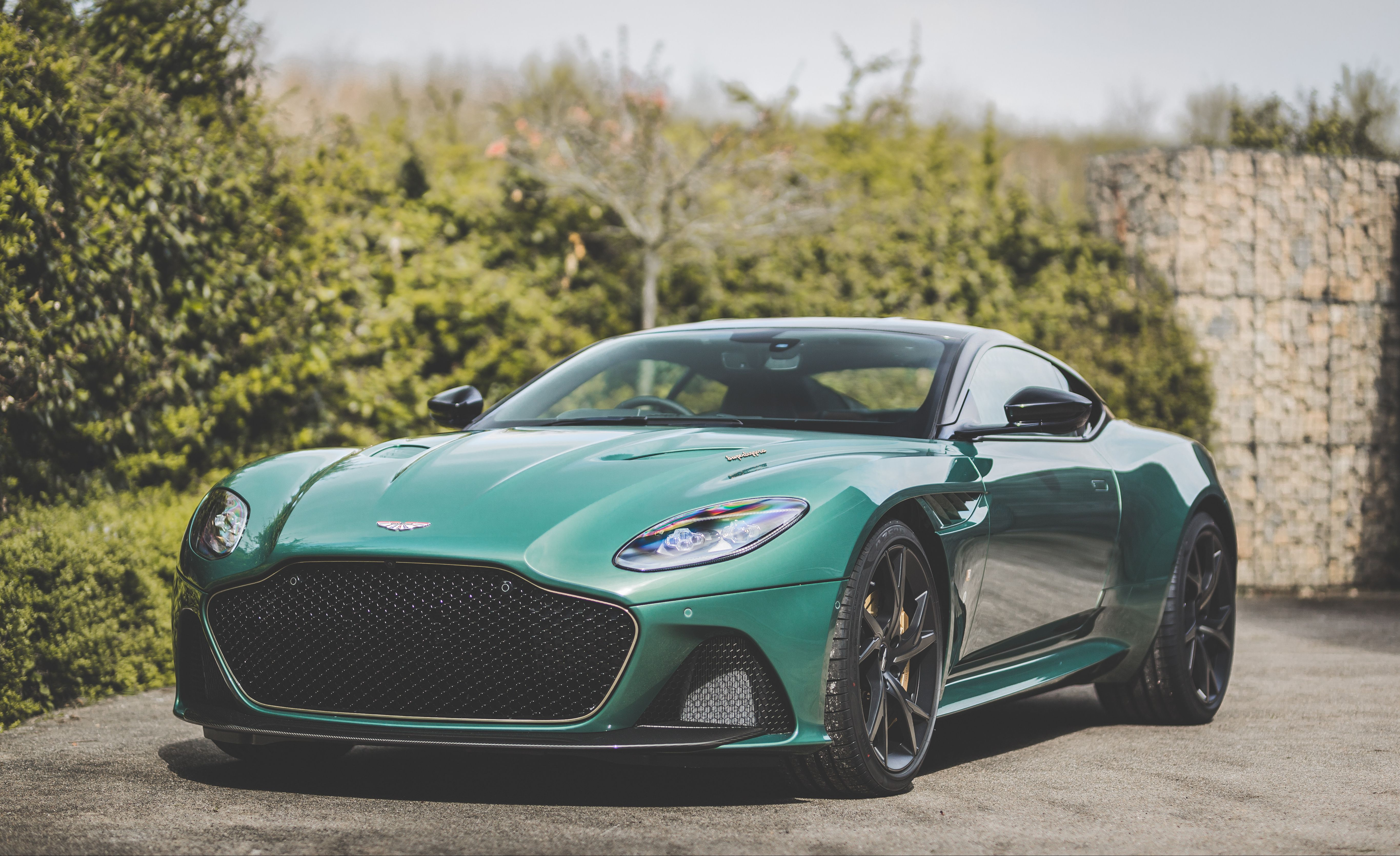 View Photos of the Aston Martin DBS 59 Special Edition
