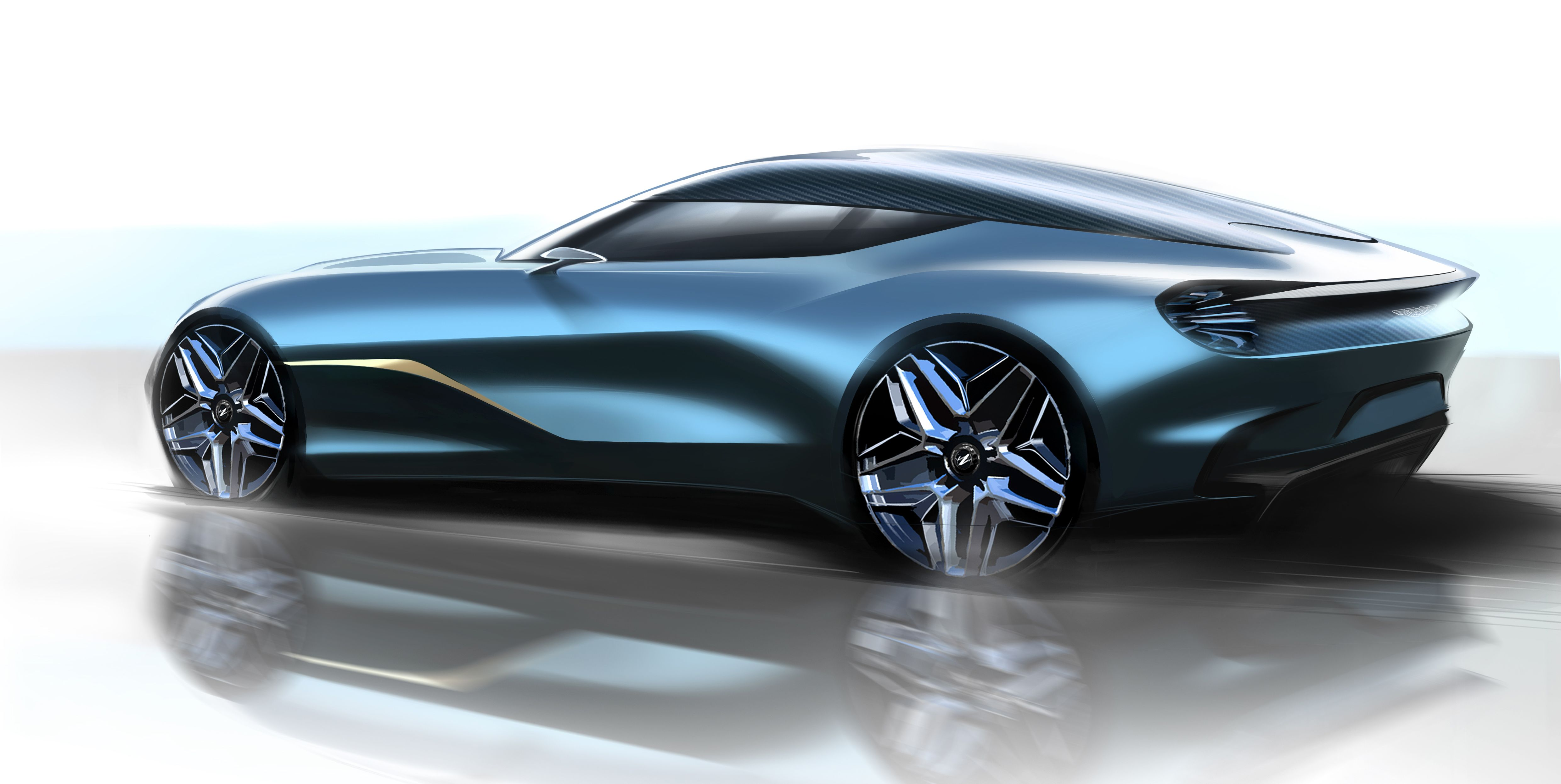 First Look at the Aston Martin DBS GT Zagato