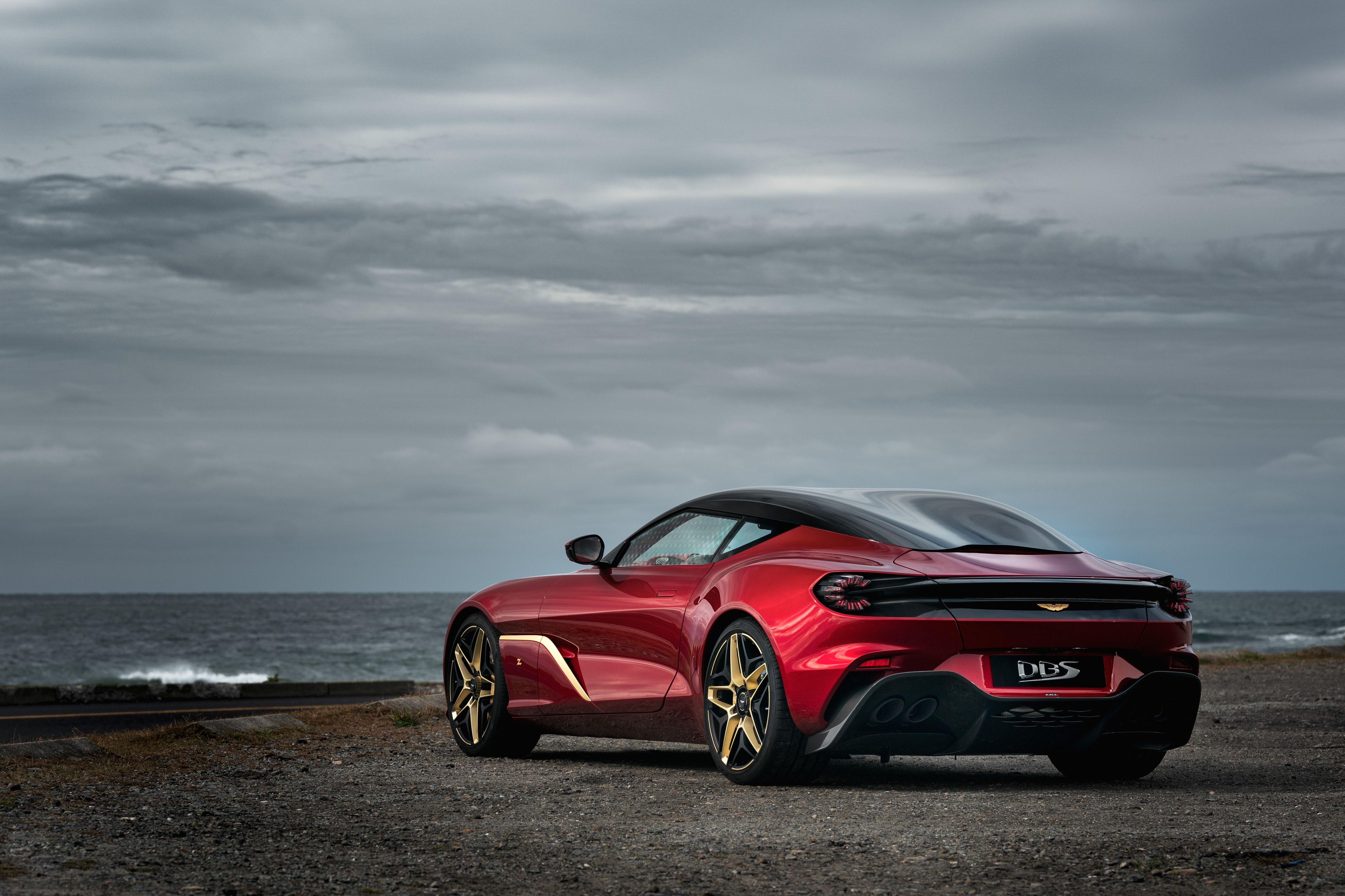 Aston Martin Dbs Gt Zagato Revealed With 760 Hp V 12