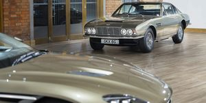Aston Martin DBS Superleggera James Bond