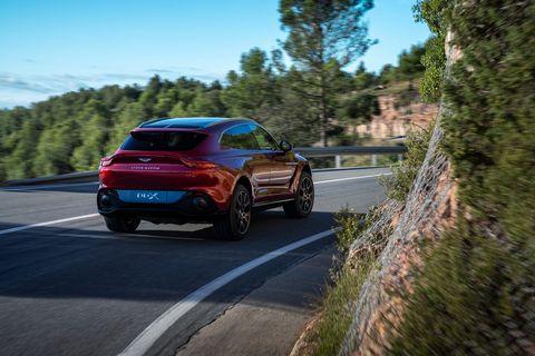 2021 Aston Martin Dbx Suv Everything You Need To Know