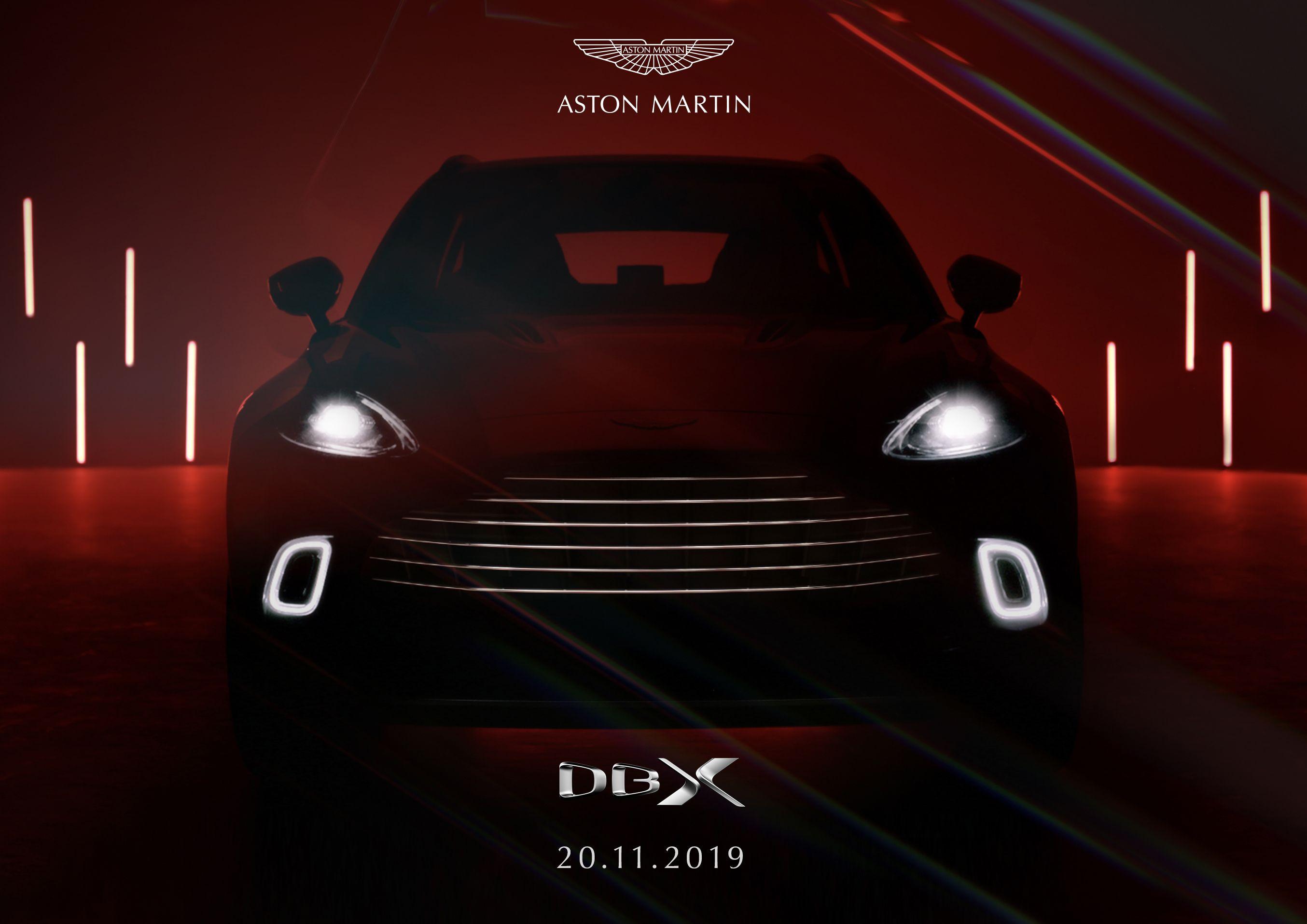 Aston Martin Reveals The Dbx Suv S Interior And Price