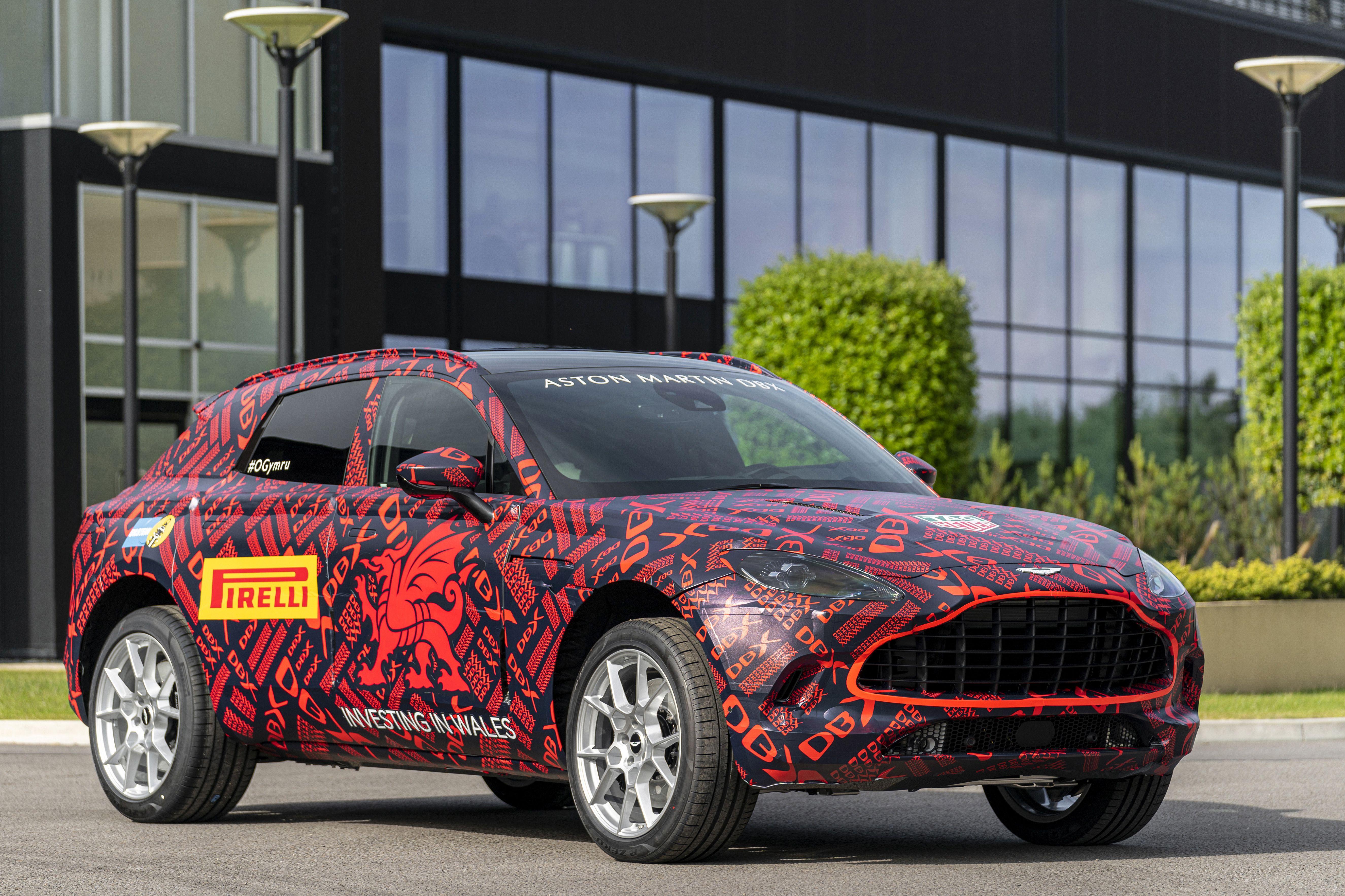 2020 Aston Martin Dbx Suv New Details Revealed